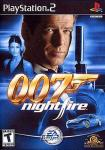 Cover for 007 Nightfire PS2